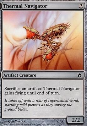 Fifth Dawn Foil: Thermal Navigator