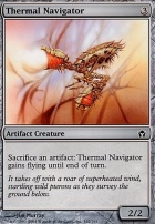 Fifth Dawn Foil: Thermal Navigator