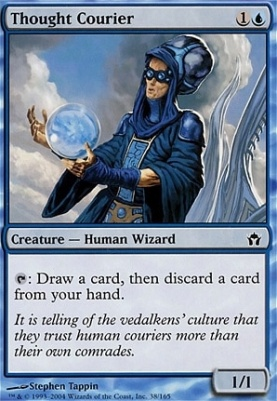 Fifth Dawn: Thought Courier