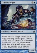 Fifth Dawn Foil: Trinket Mage