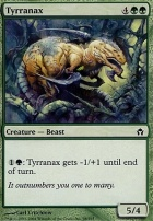 Fifth Dawn Foil: Tyrranax
