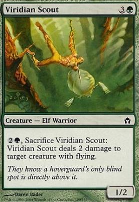 Fifth Dawn: Viridian Scout