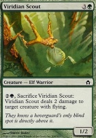 Fifth Dawn Foil: Viridian Scout