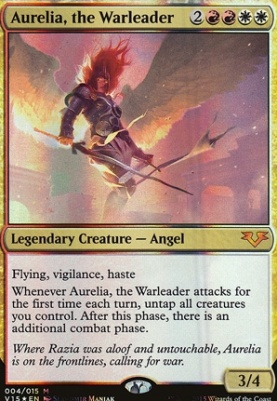 Aurelia, the Warleader | From the Vault: Angels | Card Kingdom