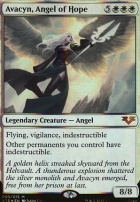 From the Vault: Angels: Avacyn, Angel of Hope