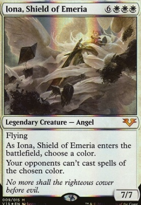 From the Vault: Angels: Iona, Shield of Emeria