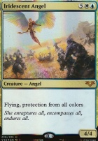 From the Vault: Angels: Iridescent Angel