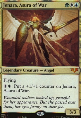 From the Vault: Angels: Jenara, Asura of War