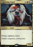 From the Vault: Angels: Lightning Angel