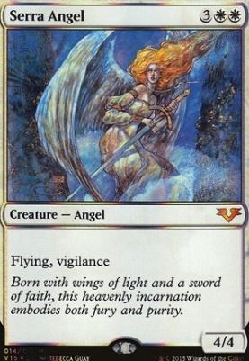 From the Vault: Angels: Serra Angel