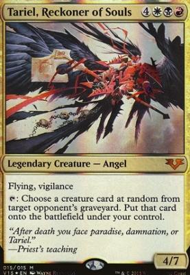 From the Vault: Angels: Tariel, Reckoner of Souls