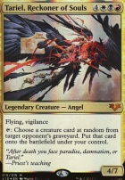 From the Vault: Angels: Tariel, Reckoner of Souls