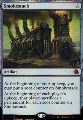 From the Vault: Annihilation: Smokestack
