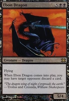 From the Vault: Dragons: Ebon Dragon