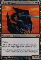 From the Vault: Dragons: Ebon Dragon
