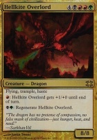 From the Vault: Dragons: Hellkite Overlord