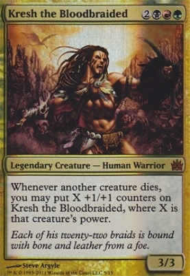 From the Vault: Legends: Kresh the Bloodbraided