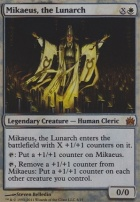 From the Vault: Legends: Mikaeus, the Lunarch