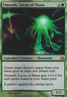 From the Vault: Legends: Omnath, Locus of Mana