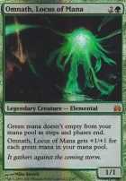 From the Vault: Legends: Omnath, Locus of Mana