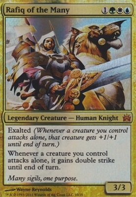 From the Vault: Legends: Rafiq of the Many