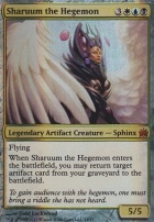 From the Vault: Legends: Sharuum the Hegemon
