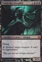 From the Vault: Legends: Visara the Dreadful