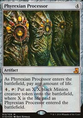 From the Vault: Lore: Phyrexian Processor