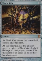 From the Vault: Relics: Black Vise