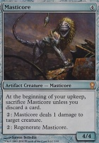 From the Vault: Relics: Masticore