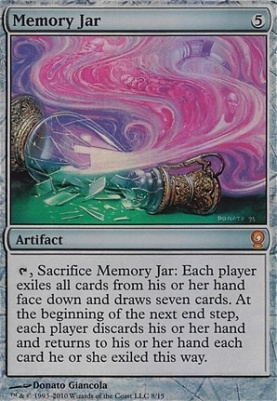 From the Vault: Relics: Memory Jar