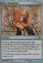 From the Vault: Relics: Mox Diamond
