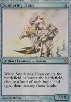 From the Vault: Relics: Sundering Titan