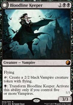 From the Vault: Transform: Bloodline Keeper
