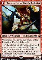 From the Vault: Transform: Chandra, Fire of Kaladesh