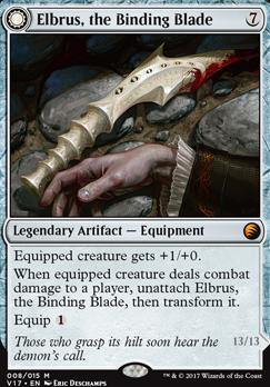 From the Vault: Transform: Elbrus, the Binding Blade