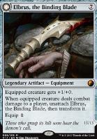 From the Vault: Transform: Elbrus, the Binding Blade