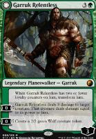From the Vault: Transform: Garruk Relentless