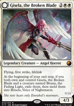 From the Vault: Transform: Gisela, the Broken Blade