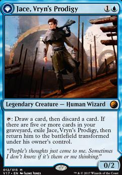 From the Vault: Transform: Jace, Vryn's Prodigy