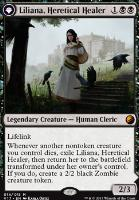 From the Vault: Transform: Liliana, Heretical Healer