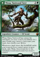 From the Vault: Transform: Nissa, Vastwood Seer