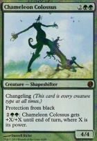 From the Vault: Twenty: Chameleon Colossus