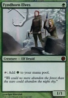 From the Vault: Twenty: Fyndhorn Elves