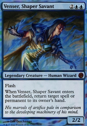 From the Vault: Twenty: Venser, Shaper Savant