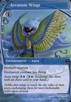 Future Sight Foil: Arcanum Wings
