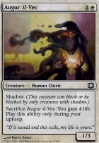 Future Sight Foil: Augur il-Vec