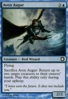 Future Sight: Aven Augur