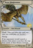 Future Sight Foil: Aven Mindcensor