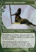 Future Sight Foil: Centaur Omenreader